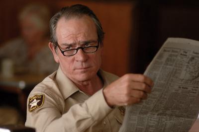 """Tommy Lee Jones in """"Non è un paese per vecchi"""""""